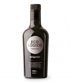 Melgarejo Premium Picual BIO - Glasflasche 500 ml.