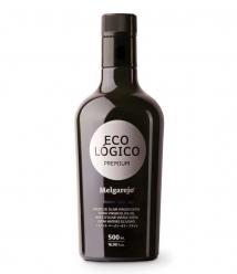 Melgarejo Premium Picual BIO de 500 ml. - Botella vidrio 500 ml.