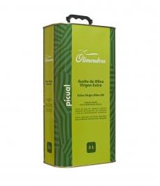 aceite de oliva Olimendros Picual - Lata 5 l.