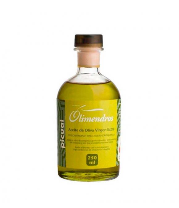 Olimendros Picual - Botella vidrio 250 ml.