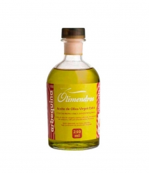 Olimendros Arbequina de 250 ml. - Botella vidrio 250 ml.