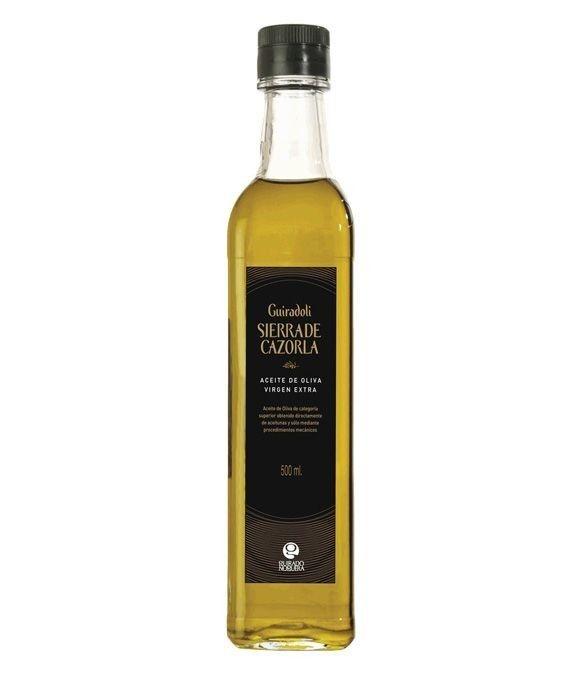 Sierra de Cazorla - Bouteille verre 500 ml.
