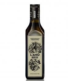 L'Amo - Bouteille verre 500 ml.
