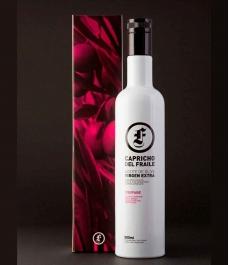 Capricho del Fraile Coupage - Glasflasche 500 ml. + etui
