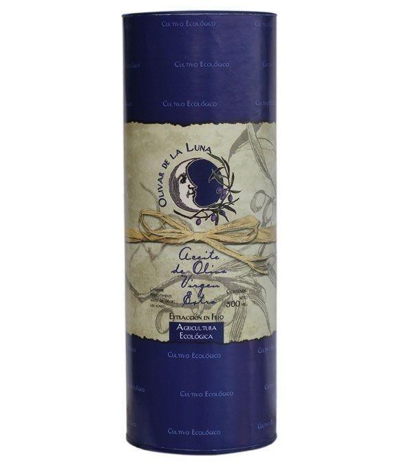 Olivar de la Luna - estuche + anfora 500 ml.