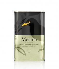 Merula - Blechdose 500 ml.