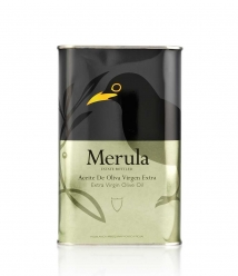Merula - Bidon métal 500 ml.
