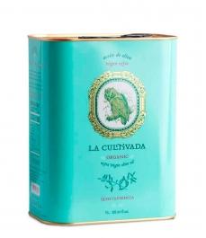 olive oil la cultivada quintaesencia tin 3 l