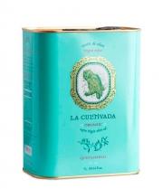 aceite de oliva la cultivada quintaesencia lata 3 l