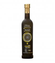 Oliva Essentia Great Arbequina - Botella vidrio 500 ml.