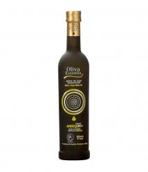 Oliva Essentia Great Arbequina - Bouteille verre 500 ml.