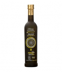 Oliva Essentia Great Arbequina - Glass bottle 500 ml.