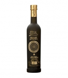 Organic Oliva Essentia Picual - Glass bottle 500 ml.