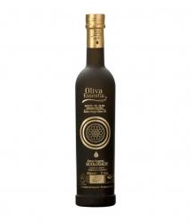 Organic Oliva Essentia Picual - Glass bottle 500 ml.