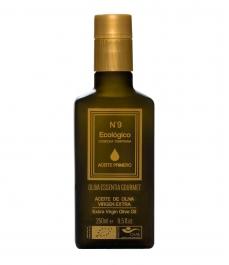 Oliva Essentia Primero Picual BIO Nº9 - Bouteille verre 250 ml.