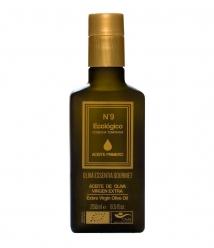 Organic Oliva Essentia Primero Picual Nº9 - Glass bottle 250 ml.