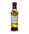Oliva Essentia Aromatized with Laurel and 4 peppers - Glass bottle 250 ml.
