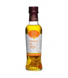 Oliva Essentia Aromatizado con Naranja - Botella vidrio 250 ml.
