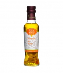 Oliva Essentia Aromatisé à l'Orange - Bouteille verre 250 ml.
