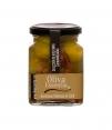 Oliva Essentia Karamellisierte Gordal-Olive mit Datum gefüllt - Glas 300 gr.