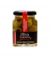 Oliva Essentia Karamellisierte Gordal-Olive mit Heidelbeeren gefüllt - Glas 300 gr.