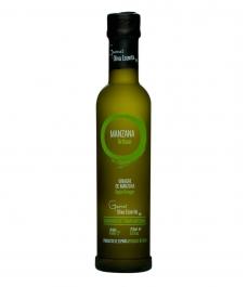 Oliva Essentia Vinaigre de Pomme - Bouteille verre 250 ml.
