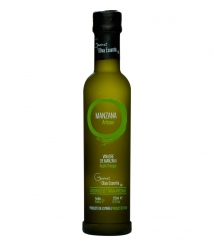 Oliva Essentia Apple Vinegar - Glass bottle 250 ml.