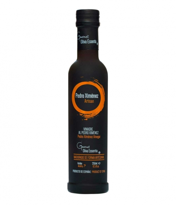 Oliva Essentia Vinagre al Pedro Ximénez - Botella vidrio 250 ml.