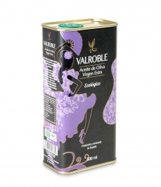 Valroble Organic - Tin 500 ml.