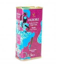 Valroble Fusion - Bidon métal 500 ml.