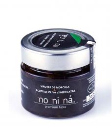 Iberische Blutwurst mit native Olivenöl - Konservenglas 100 gr.