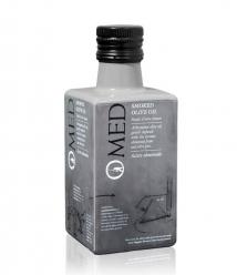 OMED Arbequina Ahumado de 250 ml. - Botella vidrio 250 ml.