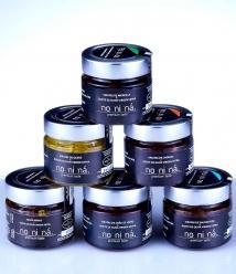 Caja surtido 6 variedades No Ni Ná - 12 tarros de 100 gr.