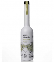 Sierra de Cazorla Early Harvest PICUAL BIO - Glass bottel 500 ml.