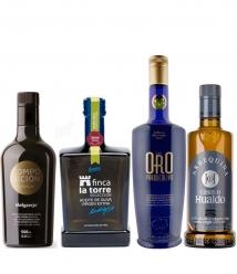 Selection Batch - Best Spanish Olive Oils 2018