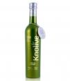 Knolive - Botella vidrio 500 ml.