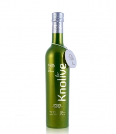 Knolive - Bouteille verre 250 ml.