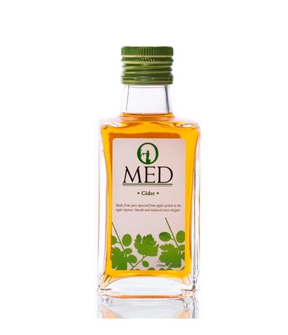 O-MED - Vinaigre de cidre 250ml.