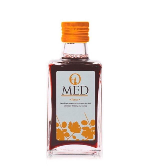 O-MED - Vinaigre de vin de Jerez 250ml.