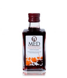 OMED Vinagre de Vino Cabernet Sauvignon de 250 ml. - Botella vidrio 250 ml.