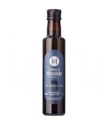 Casas de Hualdo - Arbequina botella de vidrio 250ml.