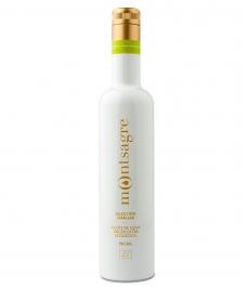 Montsagre Sélection Familiale Picual - Bouteille verre 500 ml.