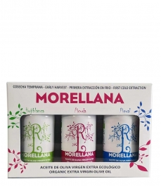 Morellana de 100 ml.- Estuche 3 botellas 100ml