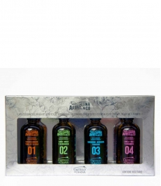 Castillo de Canena Box Arbequino & Co - 4 bottles 100 ml.