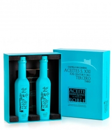 Smoked Castillo de Canena - Giftbox + Recipes catalog