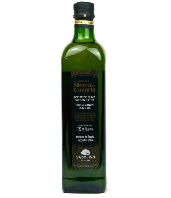 Sierra de Cazorla - Botella vidrio 750 ml.