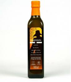 Parqueoliva - Bouteille verre 500 ml.