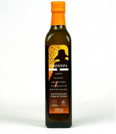 Parqueoliva 500 ml.- Glasflasche