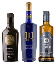 SELECTION BATCH Best Spanish Olive Oils 2018
