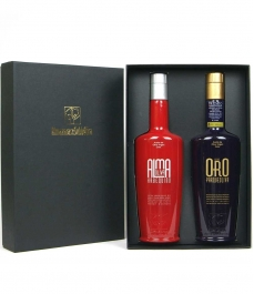 GIFT SET + PARASOLIVA GOLD SERIES AND ALMAOLIVA ARBEQUINA
